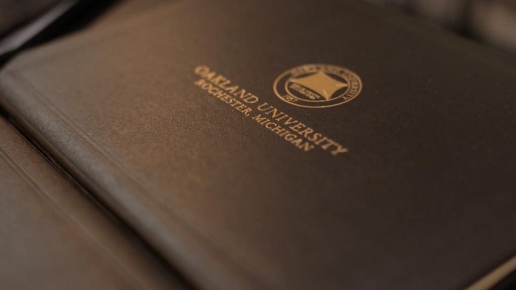 Oakland University Graduation